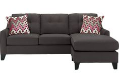 The iSofa� on Roomstogo.com lets you design your own custom sofa in three easy steps: choose your style, color, and pillows. Buy it online or see it in a store near you.