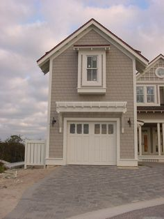 Silver Ash With Danish Brick Fresh Start In 2019 Silver Ash House Siding Certainteed Siding