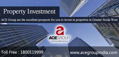 #ACEGroup provides #luxurious #residential & #commercial #projects for #NRI investor at best location of #GreaterNoidaWest at affordable prices.If you are an NRI and wish to invest in #properties in #Noida, then the properties by ACE Group are the excellent prospects for you. See more @ http://acegroupindia.com/nri-section.html