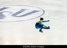 Barcelona, Spain. 12th Dec, 2014. SOTA YAMAMOTO (JPN) performs in the MEN JUNIOR - Free program during the ISU Grand Prix of Figure Skating Final in Barcelona © Matthias Oesterle/ZUMA Wire/ZUMAPRESS.com/Alamy Live News Stock Photo