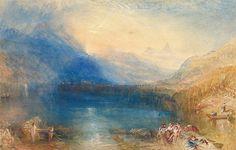 Joseph Mallord William Turner (1775–1851) | Essay | Heilbrunn ...