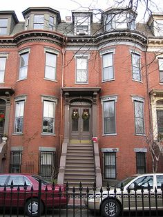 south end brownstone.
