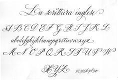 calligrafia corsivo - Cerca con Google