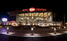 KFC Yum! Center, Louisville, KY