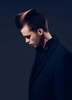 LUXE THE NEW MEN'S COLLECTION FROM SASSOON