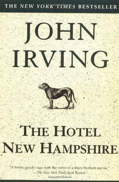 The Hotel New Hampshire (Ballantine Reader's Circle) by John Irving http://www.amazon.com/dp/034541795X/ref=cm_sw_r_pi_dp_D89nvb0FX3RM6