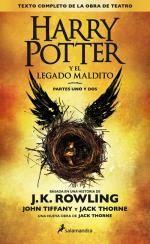 Harry Potter y el legado maldito, J.K.Rowling, John Tiffany y Jack Thorne