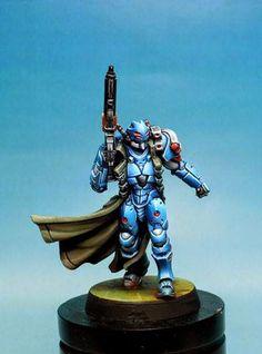 Tabletop Fix: Corvus Belli - New Aquila Guard Preview