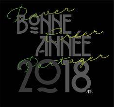 www.audreymicoud.ultra-book.com www.instagram.com/graphiste_am/ Bonne année 2018 ! Rêver, Créer, & Partager