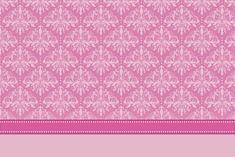 Damascos Rosa: Invitaciones para Imprimir Gratis.   Ideas y material gratis para fiestas y celebraciones Oh My Fiesta!
