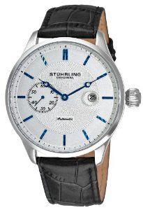 Discount Stuhrling Original Men's 148B.33152 Classic Heritage Automatic Date Black Watch Find Best Deals - http://greatcompareshop.com/discount-stuhrling-original-mens-148b-33152-classic-heritage-automatic-date-black-watch-find-best-deals