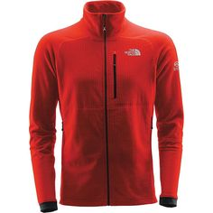 The North Face Summit Series Men's FuseForm Grid Fleece Full Zip - Moosejaw Summit Series, Jackets Online, Grid, The North Face, Mens Fashion, Hoodies, Casual, Clothes, Moda Masculina