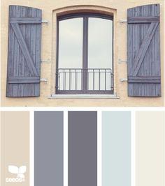 Favorite Color scheme