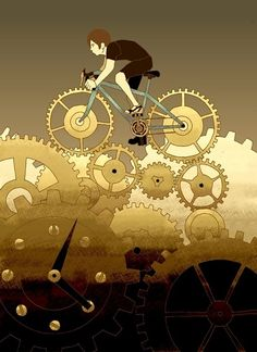 #Bicycle #Graphic #Design - For more great pics, follow www.bikeengines.com