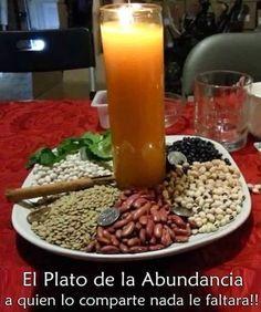 EL PLATO DE LA ABUNDANCIA