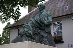 Portland Private Tour Visiting The Life and Times of Thomas Hardy from Weymouth Dorset in Australia Pacific Ocean and Australia Dorchester Dorset, Weymouth Dorset, Garden Sculpture, Lion Sculpture, Hunter S Thompson, Dorset England, Madding Crowd, Small Group Tours, Pacific Ocean