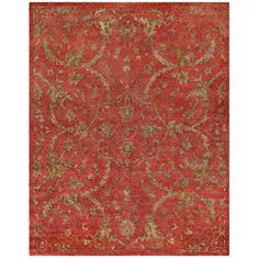 Found it at Wayfair - Legacy Red Area Rug