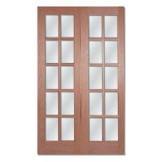 Internal French Doors or double doors are available in pine, white, norbury hardwood, norbury oak and oslo prefinished oak. Internal Double Doors, Hardwood, Pairs, Room, Design, Home Decor, Bedroom, Natural Wood, Decoration Home