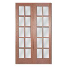 Internal French Doors or double doors are available in pine, white, norbury hardwood, norbury oak and oslo prefinished oak. Internal Double Doors, Glaze, Hardwood, Pairs, Room, Design, Home Decor, Enamel, Bedroom