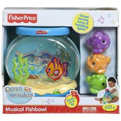 Battat pump n go roadster by battat great gift for Fisher price fish bowl