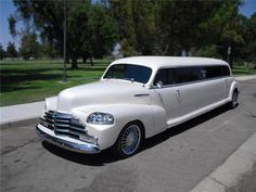 1948 Chevrolet Stylemaster Limo. www.midnightrunlimo.com #personalchauffeur #privatedriver #orangecountylimo