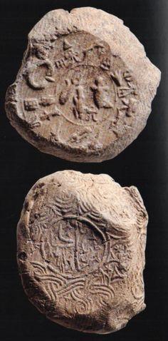 Hittite seal (Sachihiro Omura) (Erdinç Bakla archive)