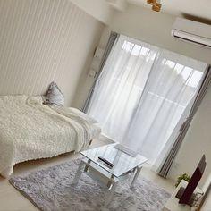 Overview/観葉植物/照明/IKEA/ベッド/一人暮らし...などのインテリア実例 - 2017-11-07 00:50:37