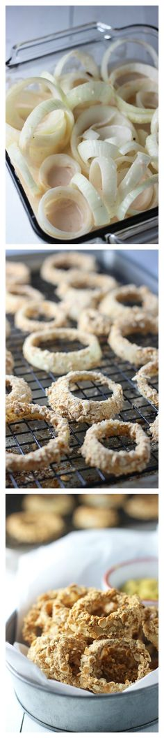the best homemade onion rings with everything pretzels ohsweetbasil.com