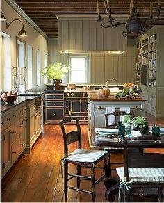 Charleston kitchen by Gil Schafer