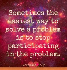 Wise advice quote via www.Facebook.com/IncredibleJoy