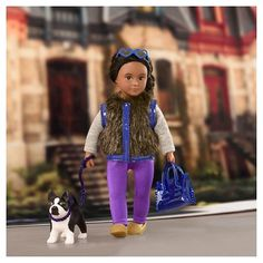 Lori Doll & Pet - Illyssa & Indyana : Target