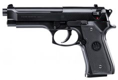 Beretta 92FS (Commercial) (Price: $560 – $600)    The performance of the Beretta 92FS (Commercial) on the range is quite exceptional. After all, this Beretta is current service pistol of the United States Military and police officers after it replaced the 45 ACP 1911. M9 is another name for this pistol since it is often regarded as a better and more upgraded version of the M1911-A1.