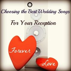 Choosing the best wedding songs for your reception via @marias bridal couture (client)