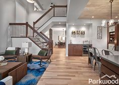 Genial Edmonton Custom Home Designs | Fine Home Building | Two Storey | Parkwood  Master Builder