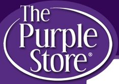 The Purple Store!? Did you know there was an entire store dedicated to selling purple things?!