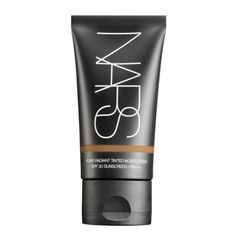 NARS 'Pure Radiant' Tinted Moisturizer Broad Spectrum SPF 30 available at Nordstrom. My favorite tinted moisturizer helps hydrate, brighten and prevent damage to your skin. Nars Tinted Moisturiser, Moisturizer With Spf, Nars Cosmetics, St Moritz, Natural Glow, Natural Skin, Natural Beauty, Skin Makeup, Makeup Contouring