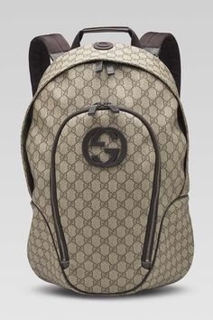 Gucci mens beige ebony GG plusChristmas gift for the hubby? luxury gifts for men at Christmas - Gucci Bag - Ideas of Gucci Bag - Gucci mens beige ebony GG plusChristmas gift for the hubby? luxury gifts for men at Christmas Look Fashion, Fashion Bags, Fashion Accessories, Mens Fashion, Luxury Fashion, Gucci Handbags, Gucci Bags, Luxury Gifts For Men, Men's Backpacks