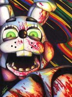 Yep, I still find Toy Bonnie the cutest. Scary, Creepy, Freddy 3, Horror Video Games, Horror Pictures, Fnaf Drawings, Freddy Fazbear, Sister Location, Iconic Characters