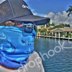 Team Drophook Buffs - UV Protection & Anti-Microbial 10% OFF with code #1FISHINGAPP #giftideas #fishing