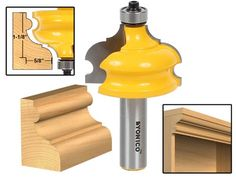 Yonico 16127 Classical and Bead Molding and Edging Router Bit 1/2-Inch Shank Yonico http://www.amazon.com/dp/B00KZM2GQY/ref=cm_sw_r_pi_dp_pvZzvb1DYA793