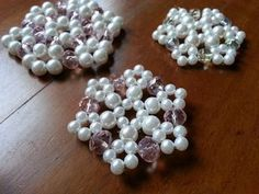 I've learned how to make beaded snowflake just yesterday and couldn't wait to share the tutorial! I've tried to simplify the steps as much as possible. I hope you...