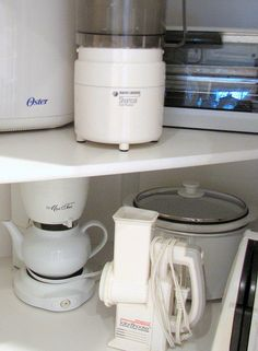 appliances by Goodbye, House! Hello, Home!, via Flickr