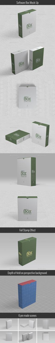 Download 410 Box Mockups Ideas Box Mockup Mockup Packaging Mockup