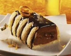 Plus de 1000 id es propos de buches de noel et gateaux for Buche a la mousse au chocolat