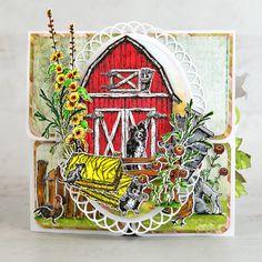 Heartfelt Creations - Country Dairy Farm