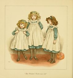 The April Baby's Book of Tunes, 1900