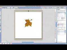 Video tutorial in italiano come importare immagini in silhouette studio