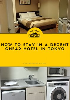 How To Stay In A Decent Cheap Hotel In Tokyo