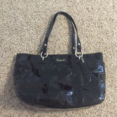 Coach Bag Black Coach bag, good condition Coach Bags Shoulder Bags