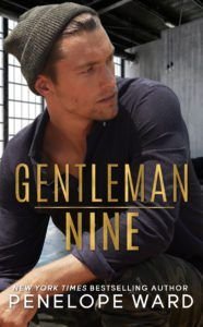 GENTLEMAN NINE by Penelope Ward – Susan's Books I Like